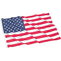 Premium American Flags (Pack of 25)