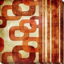 'Terracota' Giclee Canvas Art