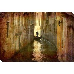 'Postcard from Italy' Giclee Canvas Art