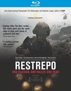 Restrepo (Blu-ray Disc) 7195424