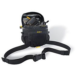 Mountainsmith Zoom Small Black Recycled Camera Bag
