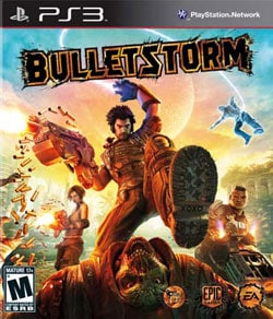 Electronic Arts Bulletstorm Video Game for PS3