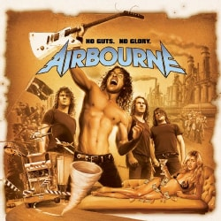 AIRBOURNE - NO GUTS NO GLORY-SPECIAL EDITION 7206373