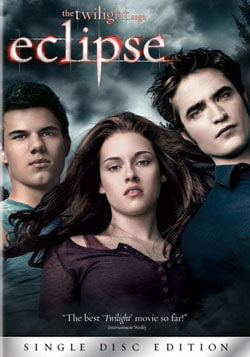 The Twilight Saga: Eclipse (Movie Only) (DVD) 7209069