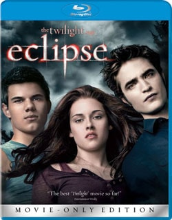 The Twilight Saga: Eclipse (Movie Only) (Blu-ray Disc) 7209070