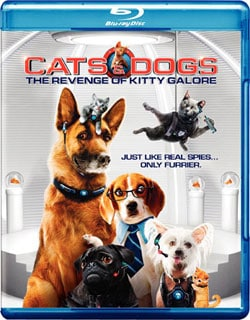 Cats & Dogs: The Revenge Of Kitty Galore (Blu-ray/DVD) 7209116