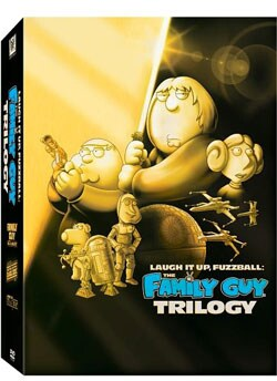 Laugh It Up Fuzzball: The Family Guy Trilogy (DVD) 7231919