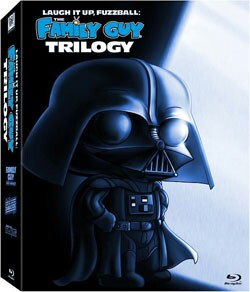 Family Guy: The Star Wars Trilogy (Blu-ray Disc) 7231920