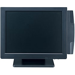 Black LP-15E32U Touch Screen LCD Monitor