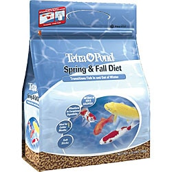 Tetra Spring and Fall Wheatgerm 1.72-pound Fish Food