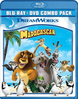 Madagascar (Blu-ray/DVD) 7251821