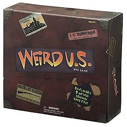 Weird USA Board Game