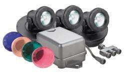 Danner 3-light Set with Transformer