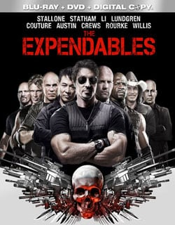 The Expendables (Blu-ray/DVD) 7265908