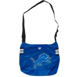Little Earth Detroit Lions MVP Jersey Tote Bag