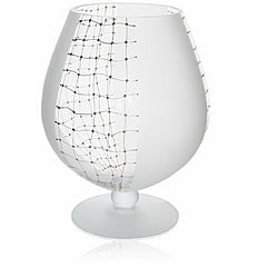 Web Of Intrigue Series Tumbler Vase