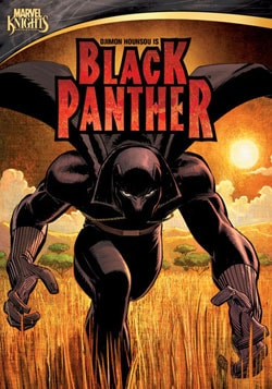 Marvel Knights: Black Panther (DVD) 7268427