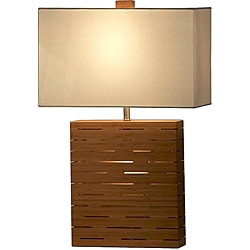 'Rift' Reclining 1-light Table Lamp