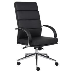 Boss Contemporary High Back Executive Chair (As Is Item)