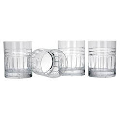 Reed & Barton Tempo DOF Glasses (Set of 4)
