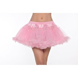 Pink Kate Two-layer Petticoat