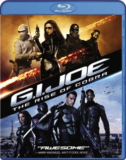 G.I. Joe: The Rise of Cobra (Blu-ray Disc) 7288985