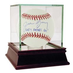 Steiner Sports Jason Bay MLB Baseball w/ 'Happy Father's Day' Inscription