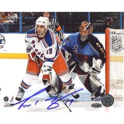 Steiner Sports Scott Gomez Screening Goalie Photograph (16x20)