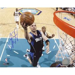 Steiner Sports Jason Kidd First Game Back with Mavericks Layup 16x20 Photograph