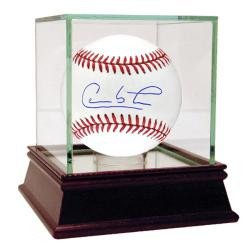 Steiner Sports Carlos Lee Autographed MLB Baseball 7292928