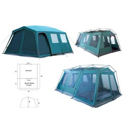 Spruce Peak Family Camping Tent