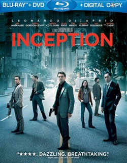 Inception (Blu-ray/DVD) 7297579