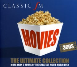 CLASSIC FM MOVIES-THE ULTIMATE COLLECTION - CLASSIC FM MOVIES-THE ULTIMATE COLLECTION 7312456