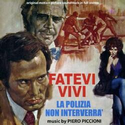 PIERO PICCIONI - FATEVI VIVI LA POLIZIA NON I 7331254