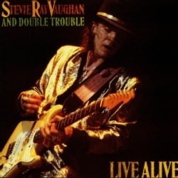 STEVIE RAY VAUGHAN - LIVE ALIVE 7347386