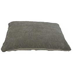 Plush Seagrass Chenille 54-inch Pet Bed