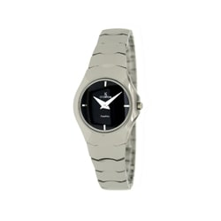 Le Chateau Women's Classica All Tungsten Flat-faced Watch