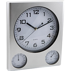 Premium Outdoor Clock And Weather Stations (Pack of 10)