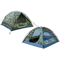 GIGA Tent Redleg 3 Dome Backpacking Tent 7362920