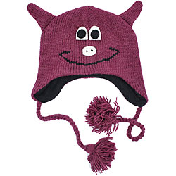 Wool Pig Jungle Beanie (Nepal)