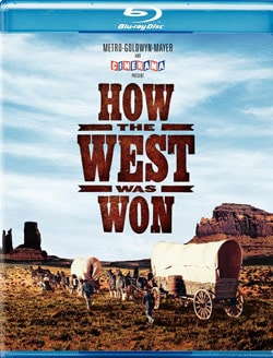 How the West Was Won (Blu-ray Disc) 7372692