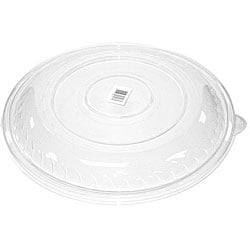 Clear Plastic Pack 'N' Serve Lids (Case of 25)