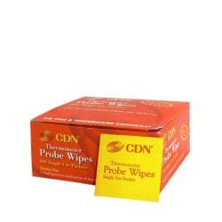 CDN Thermometer Probe Wipes (Case of 200)