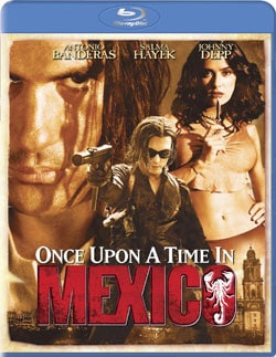 Once Upon a Time in Mexico (Blu-ray Disc) 7378610