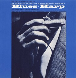 Tony Glover - Blues Harp: An Instruction Method for Playing the Blues Harmonica 7400901