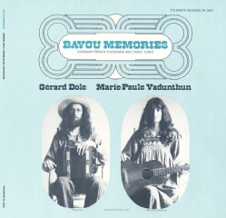 Gerard Dole - Bayou Memories: Louisiana French Folk Songs and Dance Tunes 7420299
