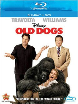 Old Dogs (Blu-ray/DVD) 7443228