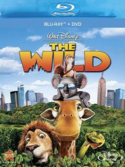 The Wild (Blu-ray/DVD) 7443234
