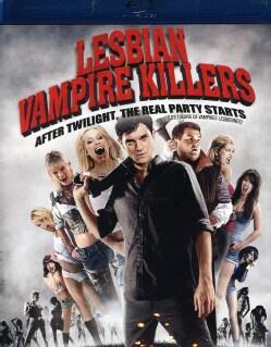 LESBIAN VAMPIRE KILLERS (BLU-RAY) 7459954