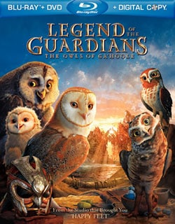 Legend Of The Guardians: The Owls Of Ga'Hoole (Blu-ray/DVD) 7467803